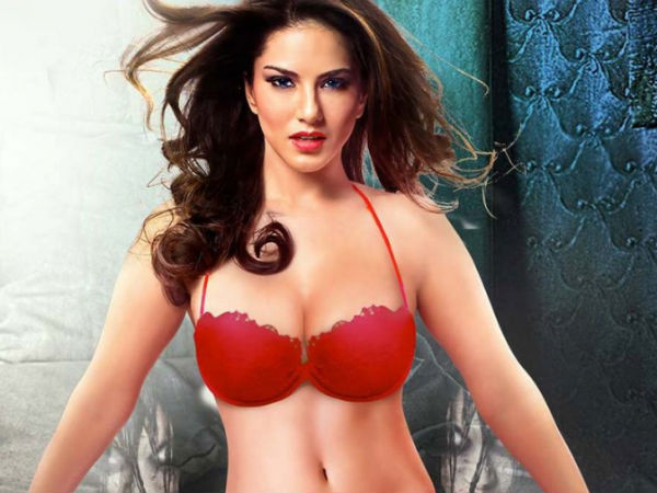 Sunny Leone Was Nervous