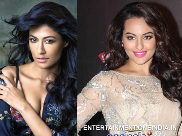 Chitrangada In, Sonakshi Out For Surya