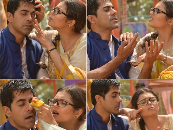 Madhubala: 21st March; Abhay Just Misses Madhu