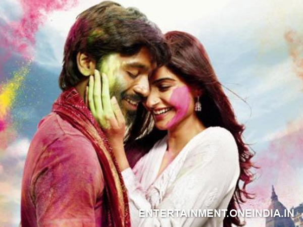 Dhanush Has Lover Boy Image