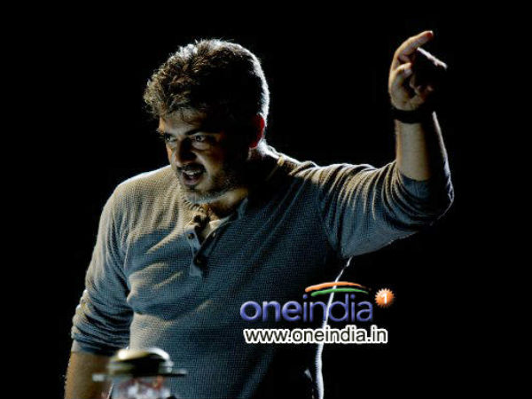 Ajith Readily Agreed