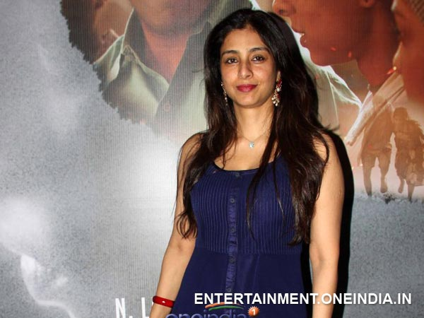 Picture: Tabu Spotted At Inam (Ceylon) Special Screening