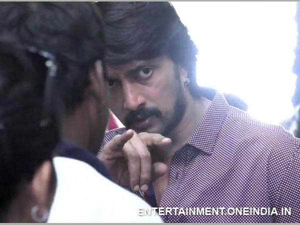Sudeep On A Mission To Find The Culprit