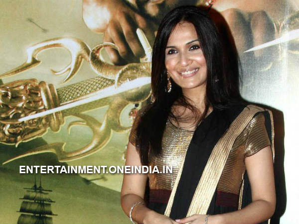 Photo: Soundarya Ashwin At Kochadaiiyaan Curtain Raiser