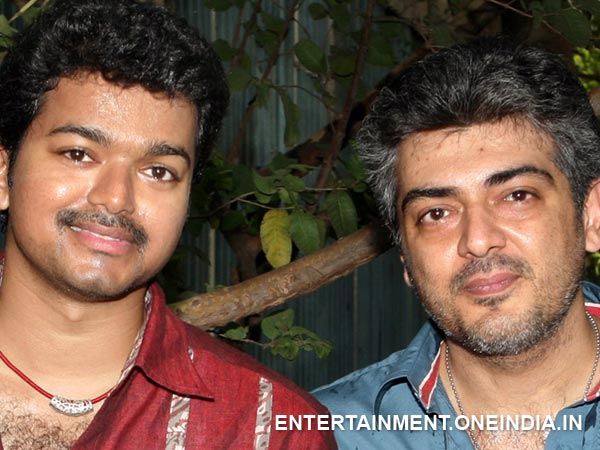 Vijay-Ajith In Never-Before Roles