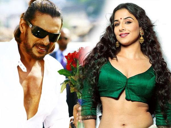 Upendra Confirms Vidya Balan's Entry To Kannada