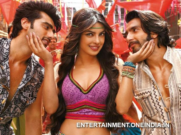 Gunday - Hit Bollywood Movie In First Quarter 2014
