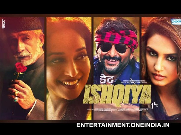 Dedh Ishqiya - Hit Bollywood Movie In First Quarter 2014