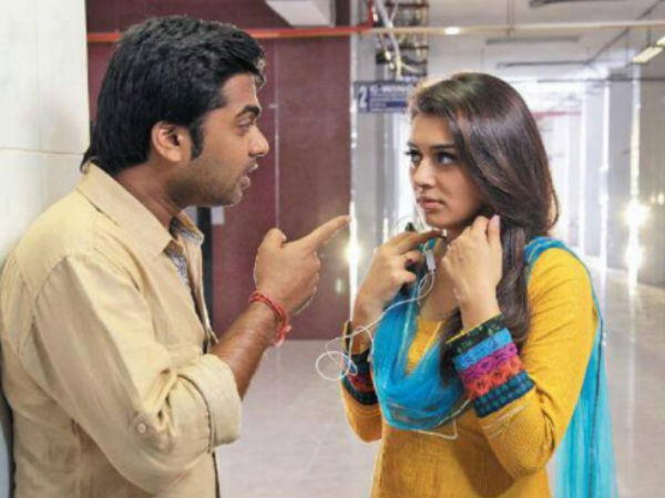 Did Simbu-Hansika Act In Real Life?