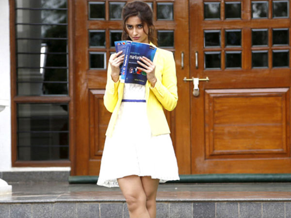 Photo: A Look Of Ileana In Main Tera Hero