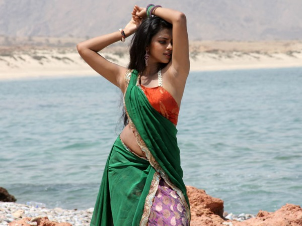 Amala Paul's Hot Expression