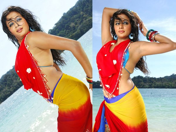 Priyamani's Hot Expression