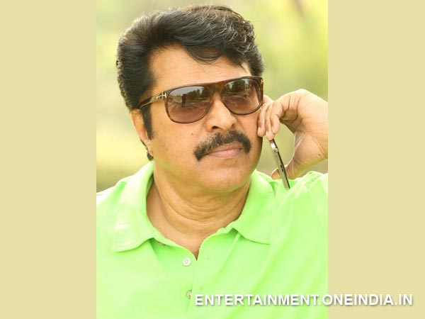 Manglish Malayalam Movie, Mammootty
