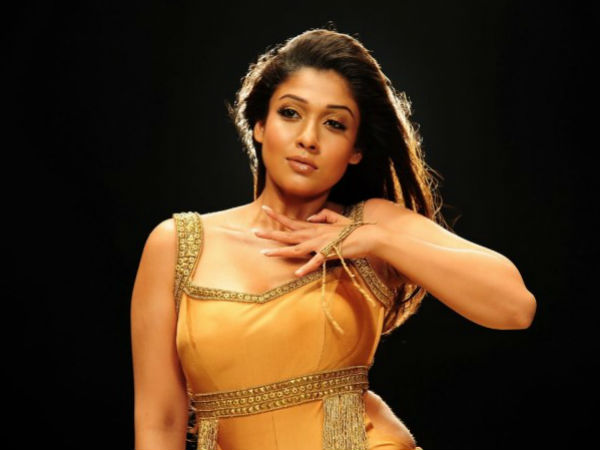 Picture Of Nayantara's Hot Expression