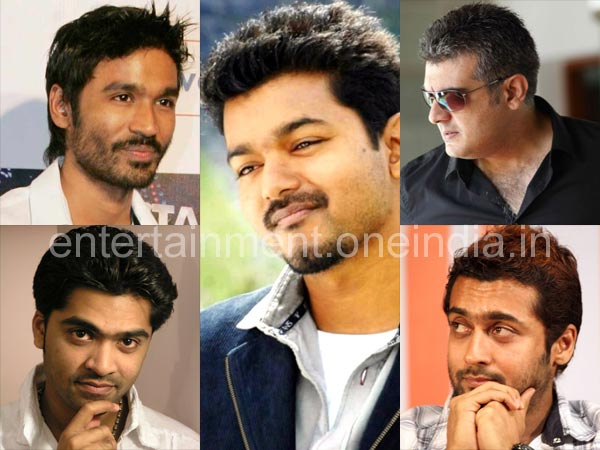 Surya And Vijay Stills Ajith, vijay, surya, simbu,