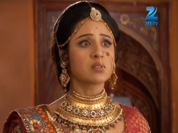 Jodha Had No Say