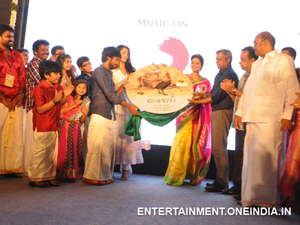 Saivam Audio Release Photo