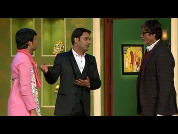 Kapil Tried To Convince
