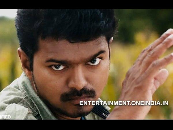 Kaththi Makers Accussed Of Disrespecting Tamil Sentiments