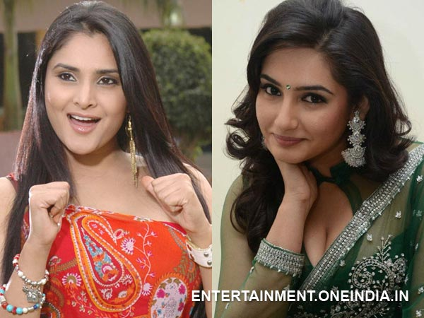 Ragini Dwivedi Supports The Candidate