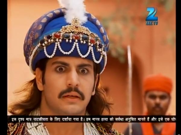 Jalal Shocked