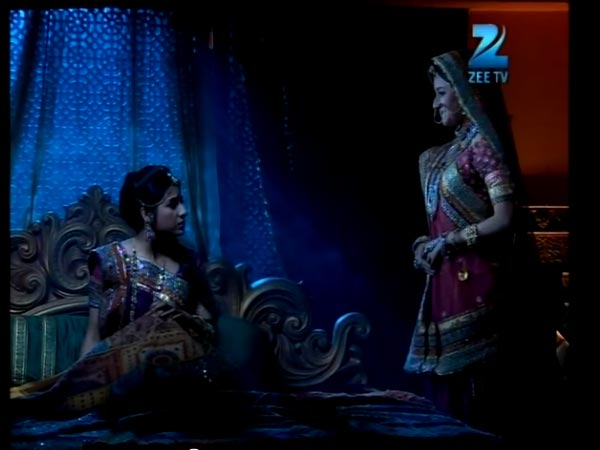 Jodha's Internal Fight