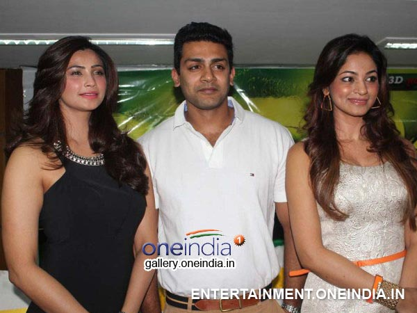 Daisy Shah's Earlier Kannada Movies