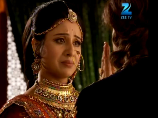 Jodha Not Leaving