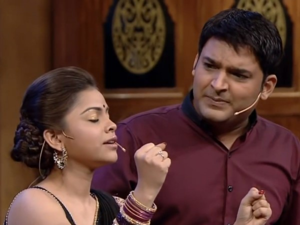 Sumona Not Happy