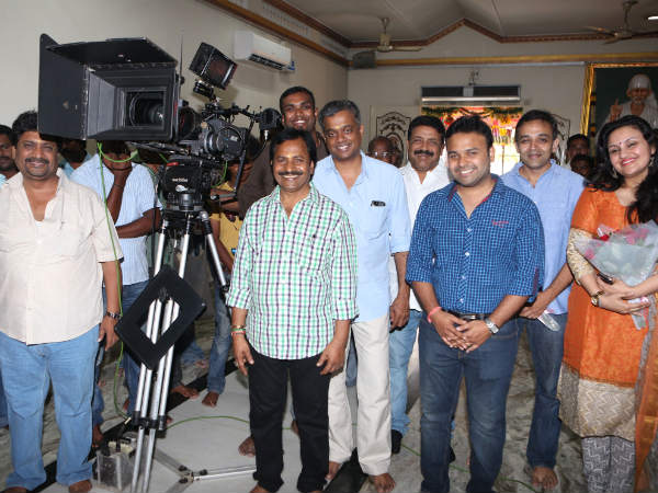 Ajith-Gautham Menon's Film Launched