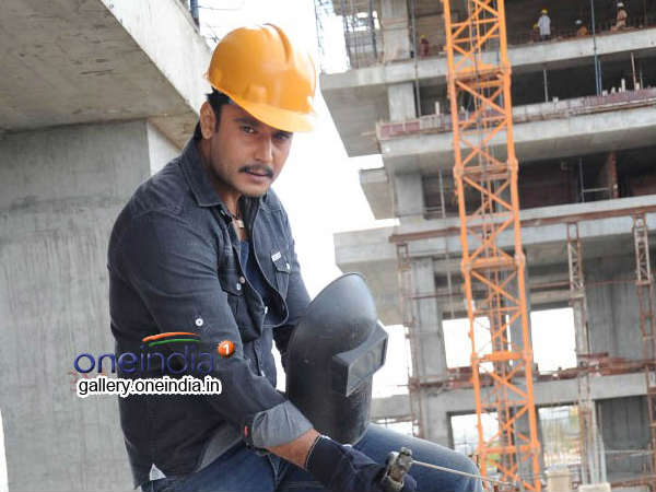 Darshan Is Busy With Many Projects