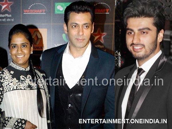 Arjun kapoor dating arpita khan and her husband