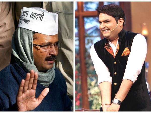 Arvind Kejriwal Opts Out Of Comedy Nights With Kapil Not Wanting To ...