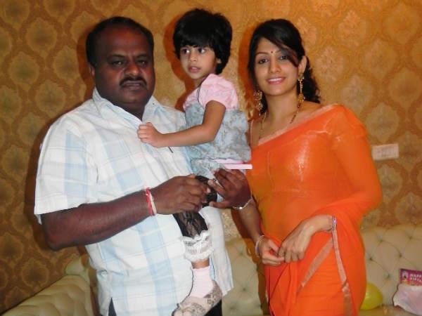 Kutty Radhika Ratan Kumar HD Kumaraswamy F...