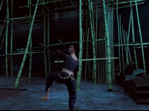 Watch Out For Deepika's Stunts In Kochadaiiyaan