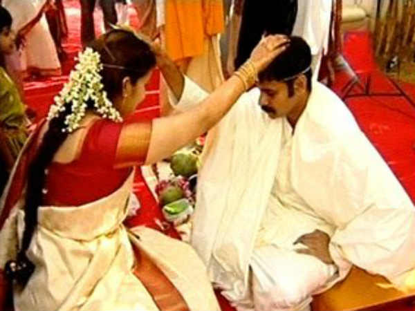 Pawan-Renu's Marriage