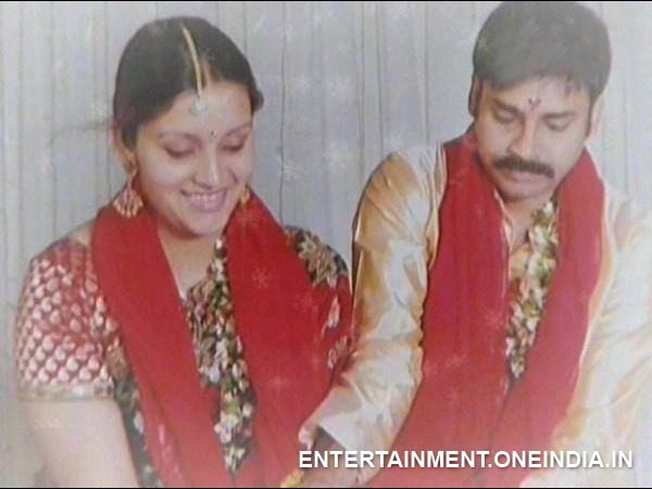 Quite Wedding For PK-Renu
