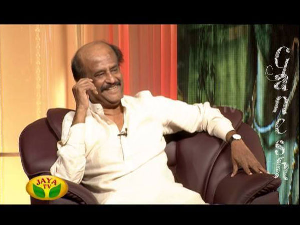 Why Rajinikanth Forgave Enemies?