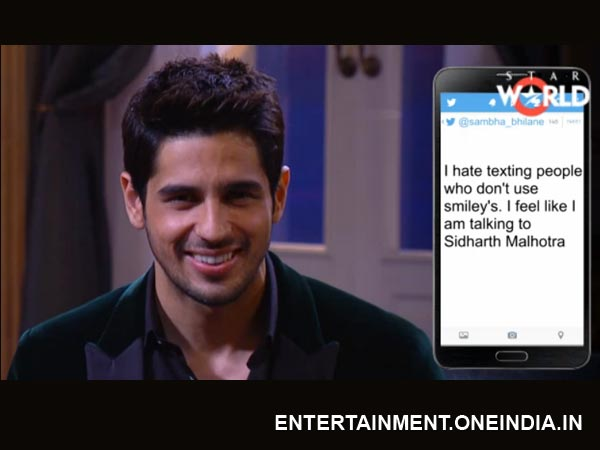 Sidharth's Smile
