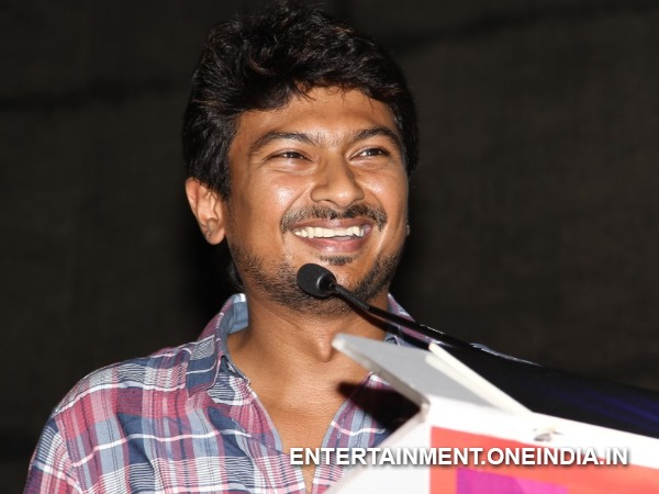 Udhayanidhi Stalin At VPA Audio Launch