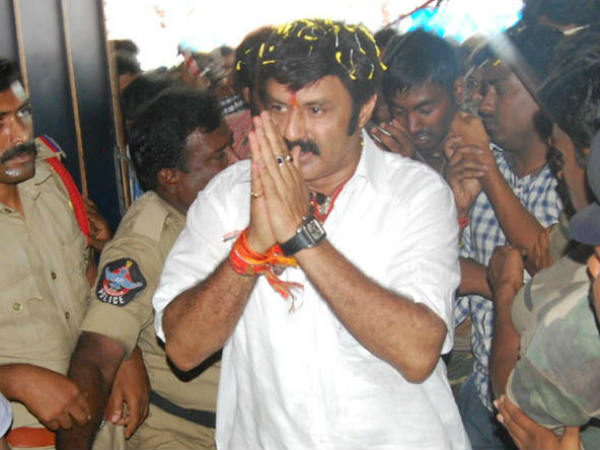Balakrishna To Contest Assembly Election From TDP In Hindupur