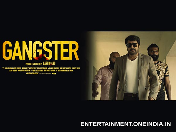 Mammootty Movie Gangster Lands In Trouble
