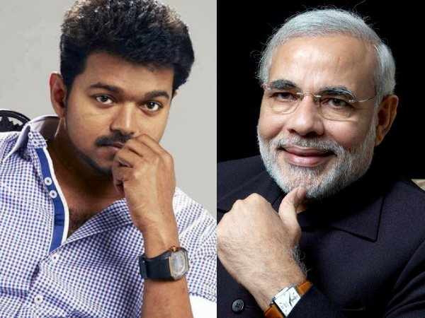 Vijay To Meet Narendra Modi In Coimbatore