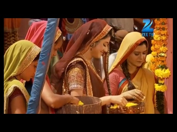 Jodha In Same Place