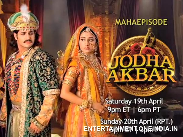 Jodha akbar maha episode promo jalal finds jodha for Akbar cuisine of india coupon