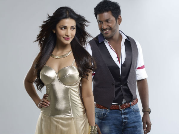 Will Poojai Survive Kaththi Scare?