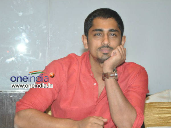 Actor Siddharth Thank Fans Celebrate 35th Birthday