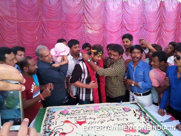 Lovely Star Prem Birthday Celebration