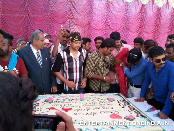 Prem Kumar Celebrates His 38th Birthday