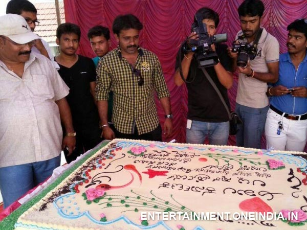 Birthday Cake Recipe Kannada: Photos: Lovely Star Prem Birthday Bash